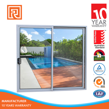 Trade Assurance Thermal Insulation All Glass Sliding Doors Buy All