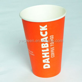 Plastic Coffee Cups With Handles Disposable Tea Cups With