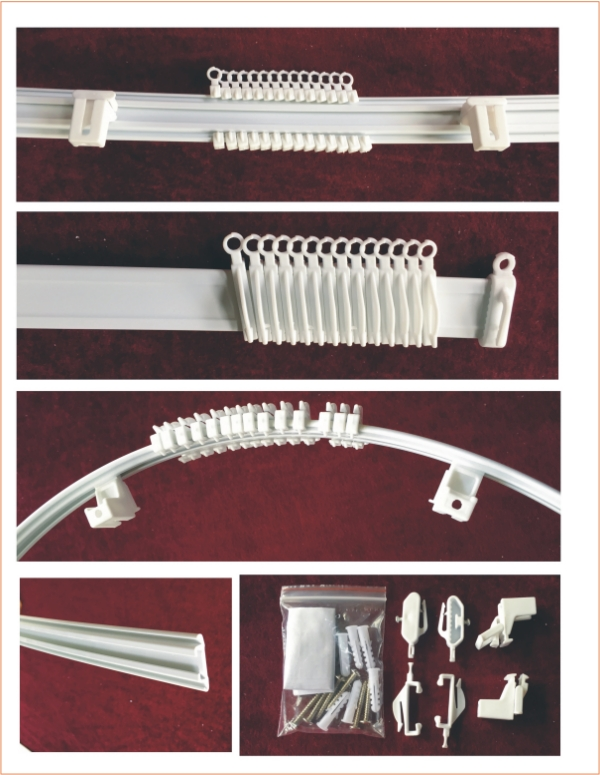 American Track Graber Style Curtain Track,Sliding Window,Room ...