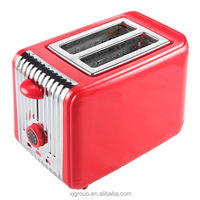 Home use electric 2 slice bread toaster XJ-13216