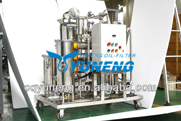 Fire-resistant Hydraulic Oil Purification System, High Viscosity Oil Seperator