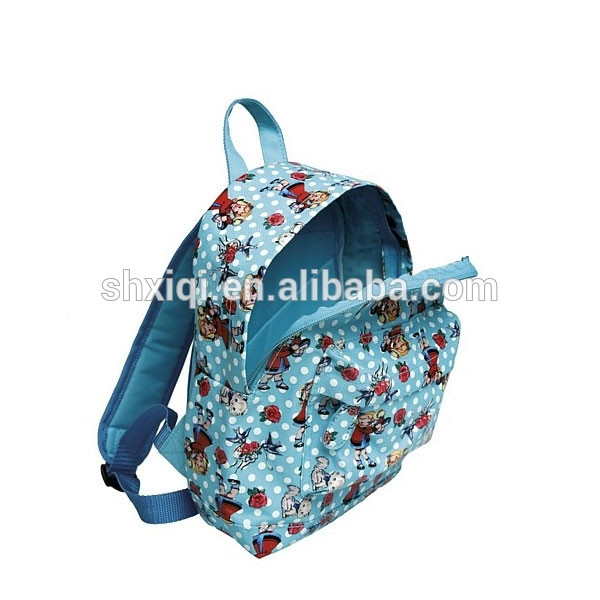 Hot sale beautiful design kids backpack/kids school bag