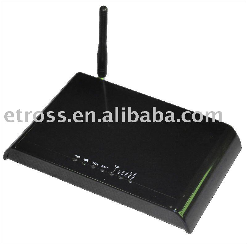 Use-friendly 1channel Etross-8848 GSM Fixed Wireless Terminal