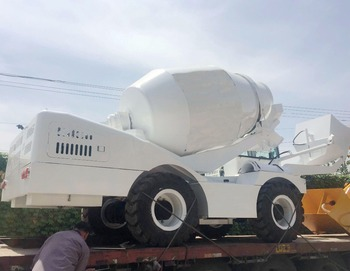 1 5m3 Concrete Mixer Turck For Sale Made By Hongyuan - Buy 3 5m3 Self  Loading Concrete Mixer,Concrete Mixer Truck,3 5m Mobile Concrete Mixer  Truck