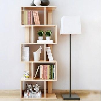 Creative Design Living Room Storage Rack Kids Book Shelf Wooden Bookcase -  Buy Simple Design Bookcase,Wooden Bookcase Design,Kids Book Shelf Product  ...