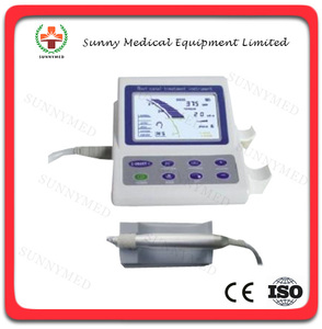 SY-M038 Color wide LCD screen Endodontic treatment dental equipment price