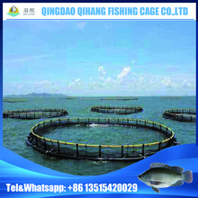 HPDE Aquaculture Farming Equipment Floating Net/Fishing Cage for Sea