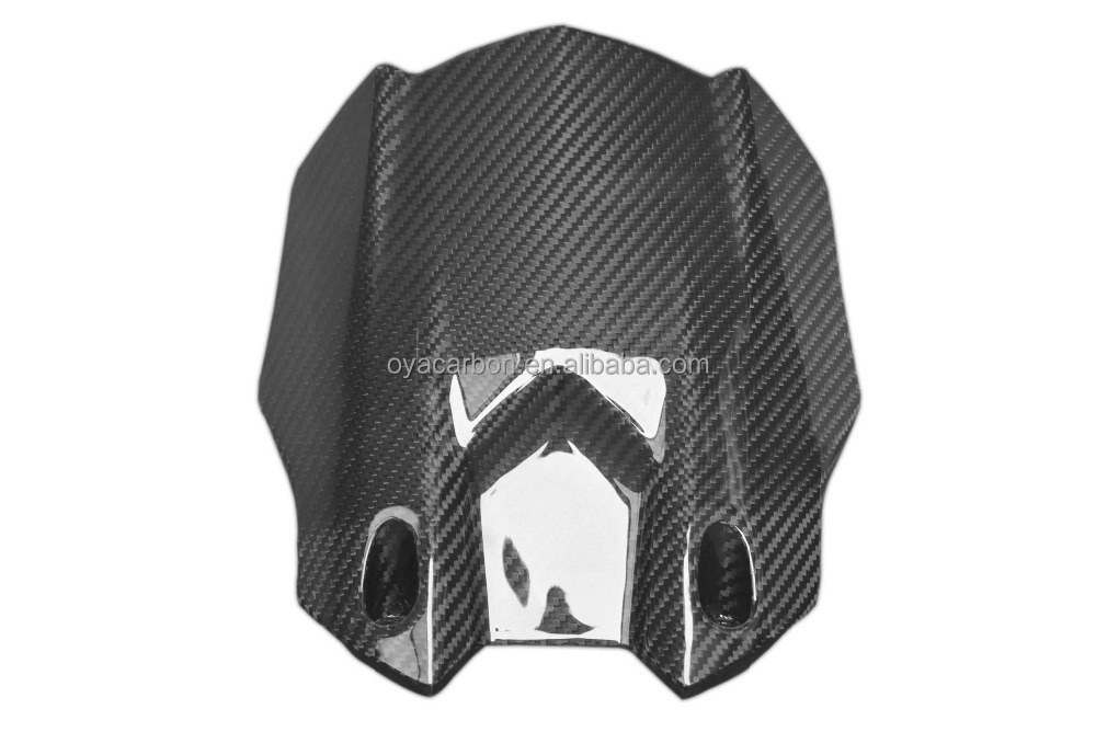 Carbon Fiber Rear Hugger for Yamaha R1 2015