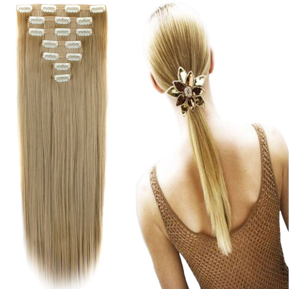 Buy 3 5 Days Delivery 7pcs 23 Highlight Straight Full Head Clip In