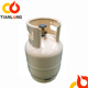 South America / Mexico 9kg LPG gas cylinder empty gas bottle