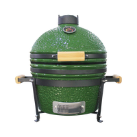 High Quality Ceramic Cooker Big Charcoal Green Grill Egg for Sale