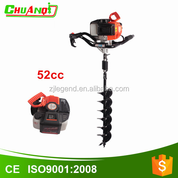 Gardening tools 2015 manual digging machine hand auger drill
