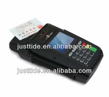 1D barcode reader, camera and Bluetooth modules GPRS POS Terminal