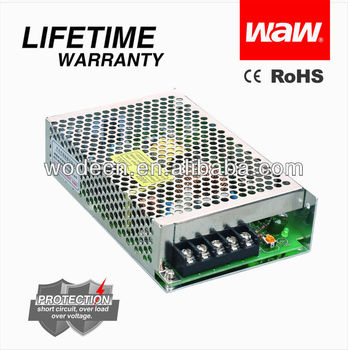 waw)MS-100 100W 12V MINIATUR switching power supply/SMPS/PSU/SPS ...