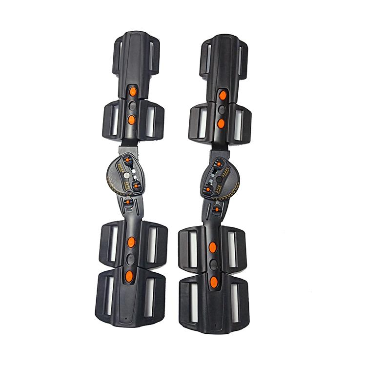 אורטופדי רגל סד זווית מתכוונן ברך brace עבור רפואי מנותחות הברך תמיכה