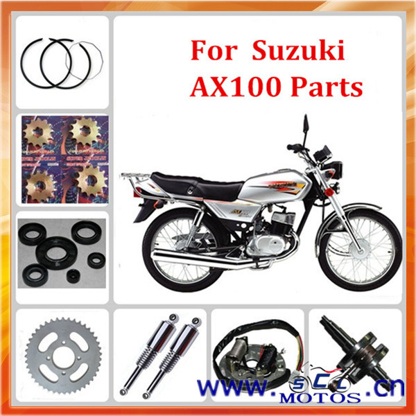 Motorcycle Spark Plug For Suzuki Ax100 Motorcycle Scl-2013040853 ...