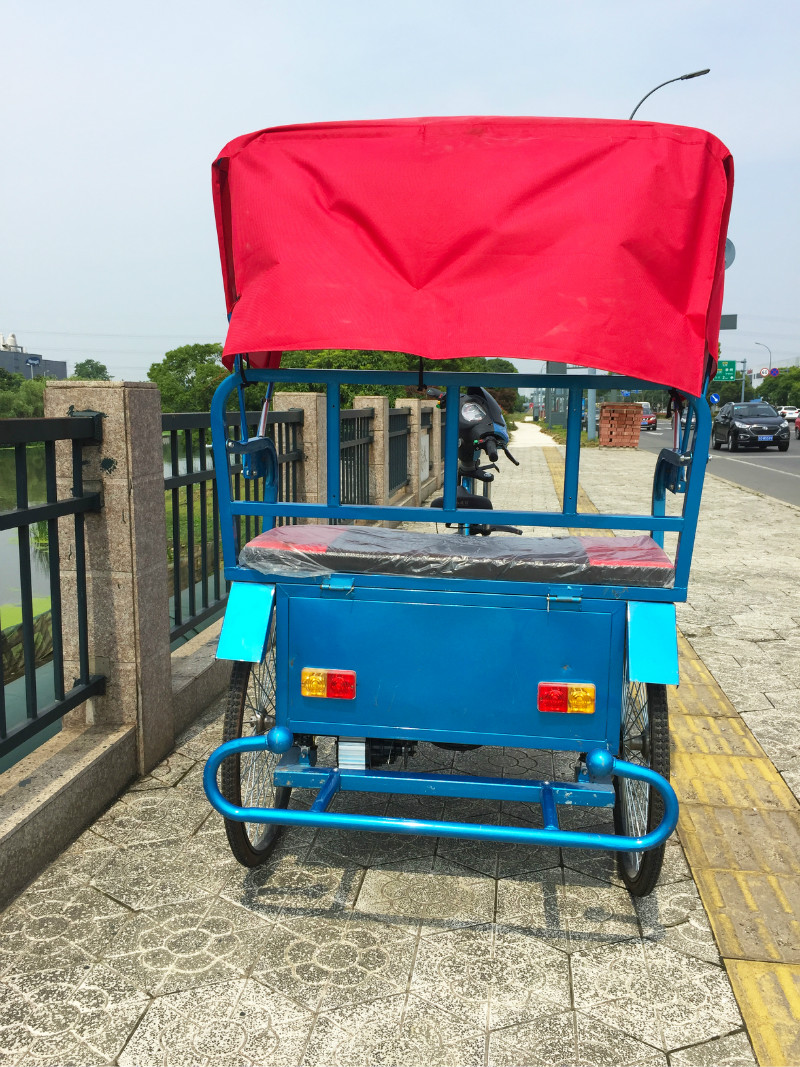 factory hot sales rickshaw for passenger