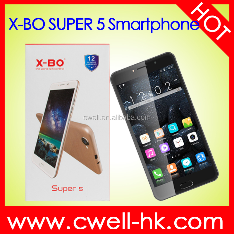 X-BO MTK6580 quad core Andriod 5.1 6inch IPS touch screen free silicone case super china suppliers mobile phone es