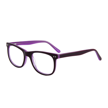 14c0c07a165 2018 China factory women handmade acetate clear lens fashion optical  eyewear frames
