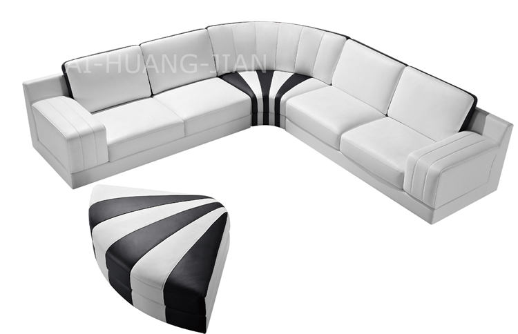 Leather Sofa In China Balcony Sofa Set L Shaped Sofa Bed