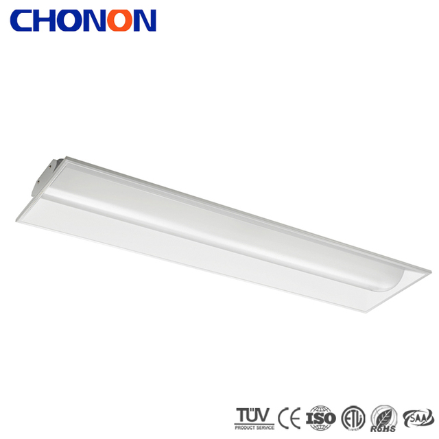 Factory China Replaceable Led Troffer Light Fixture From Manufacturer