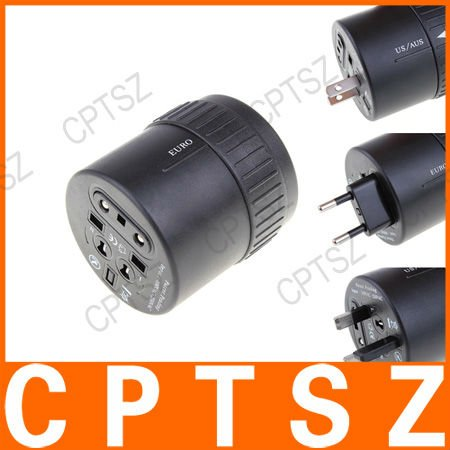 Rotational world travel adaptor,MINI travel adaptor