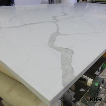 Factory Price Carrera Marble Look Quartz Stone Buy Carrera Marble - Carrera marble look alike