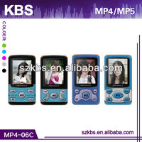 Good Quality With FM Stereo Radio Cheap Mp4 Players For Sale