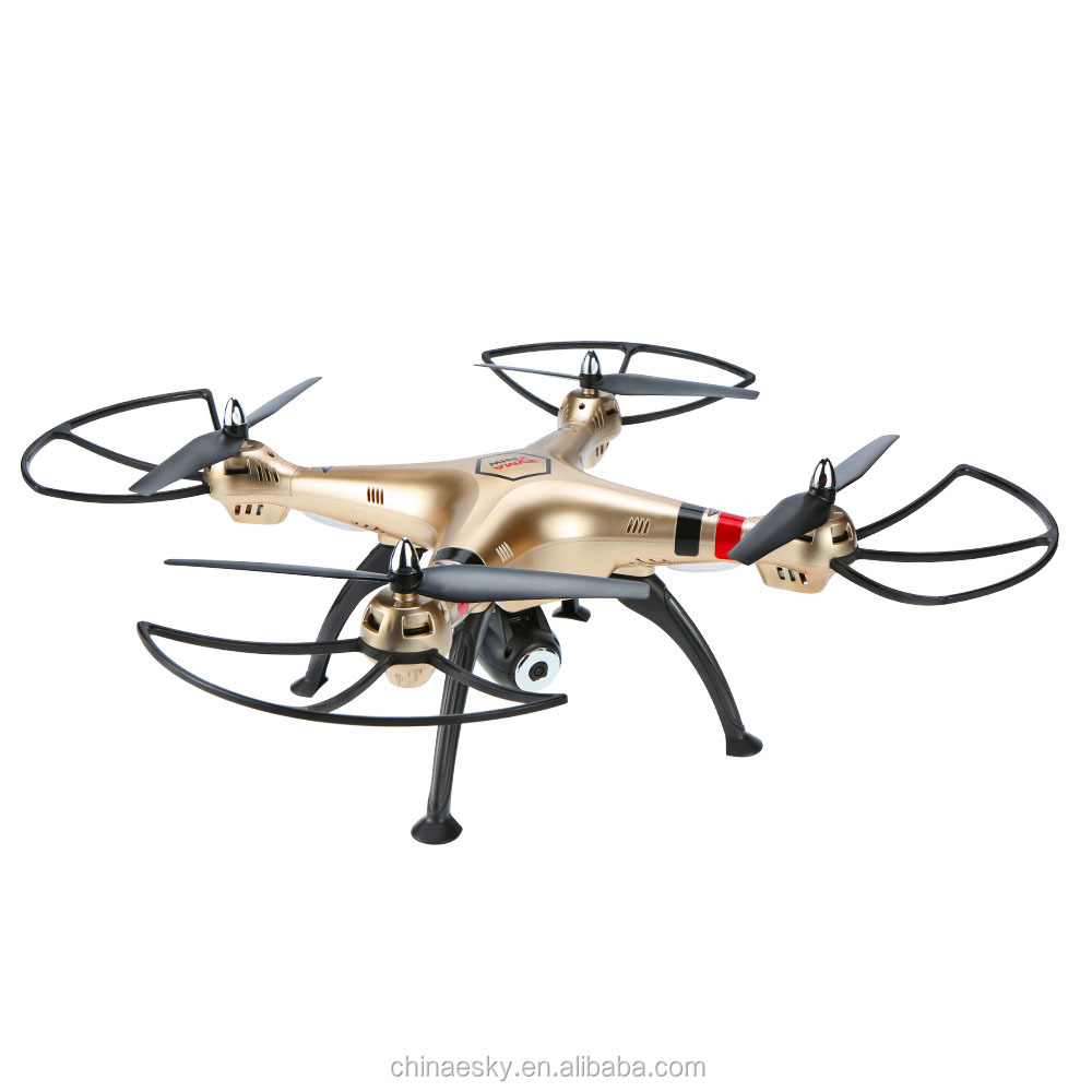 X8HW RC Drone with Camera RC Quadcopter with LED Light RC Helicopter