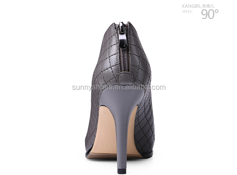 heel toe women casual pumps pointed elegant stiletto shoes Ladies high fashion xSqawzRwA