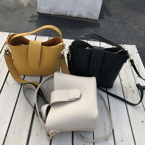 2019 Fashion Snake Bucket Designer Ladies Handbag For Women Leather Handbags