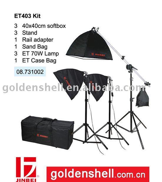 Jinbei Et-403 Photo Studio Continuous Light Kit,Continuous Light ...