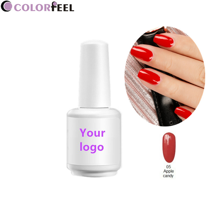 15ml french nails perfect match led gel lacquer polish factory nail hard gel