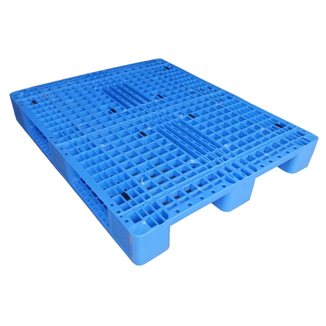 1200*1000mm HDPE Material Food Grade Heavy Duty Steel Reinforced plastic pallet with wheels