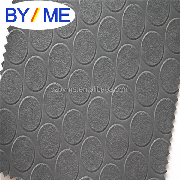 Changzhou Byme embossed PVC artificial leather for bags