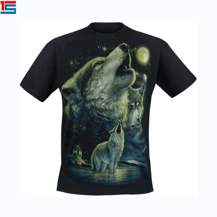 Best Selling Customized Printing Adult Cotton Printed T-Shirt