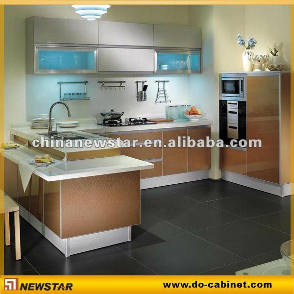Blum Accessories Kitchen Mdf Cabinet