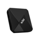 WTV 01 smart android set top box Amlogic s905w quad core streaming tv 2g 16g HD 4K arabic channels IPTV box