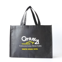Offter Custom Printed Reusable Tote 백 Eco 비 짠 <span class=keywords><strong>쇼핑</strong></span> Bags
