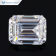 Tianyu gems Wholesale high end quality emerald cut forever one DEF vvs1 moissanite diamond for jewelry