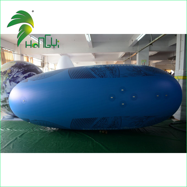 Giant Customized Helium Zeppelin / Blimp / Advertising Airship Balloon for Sale