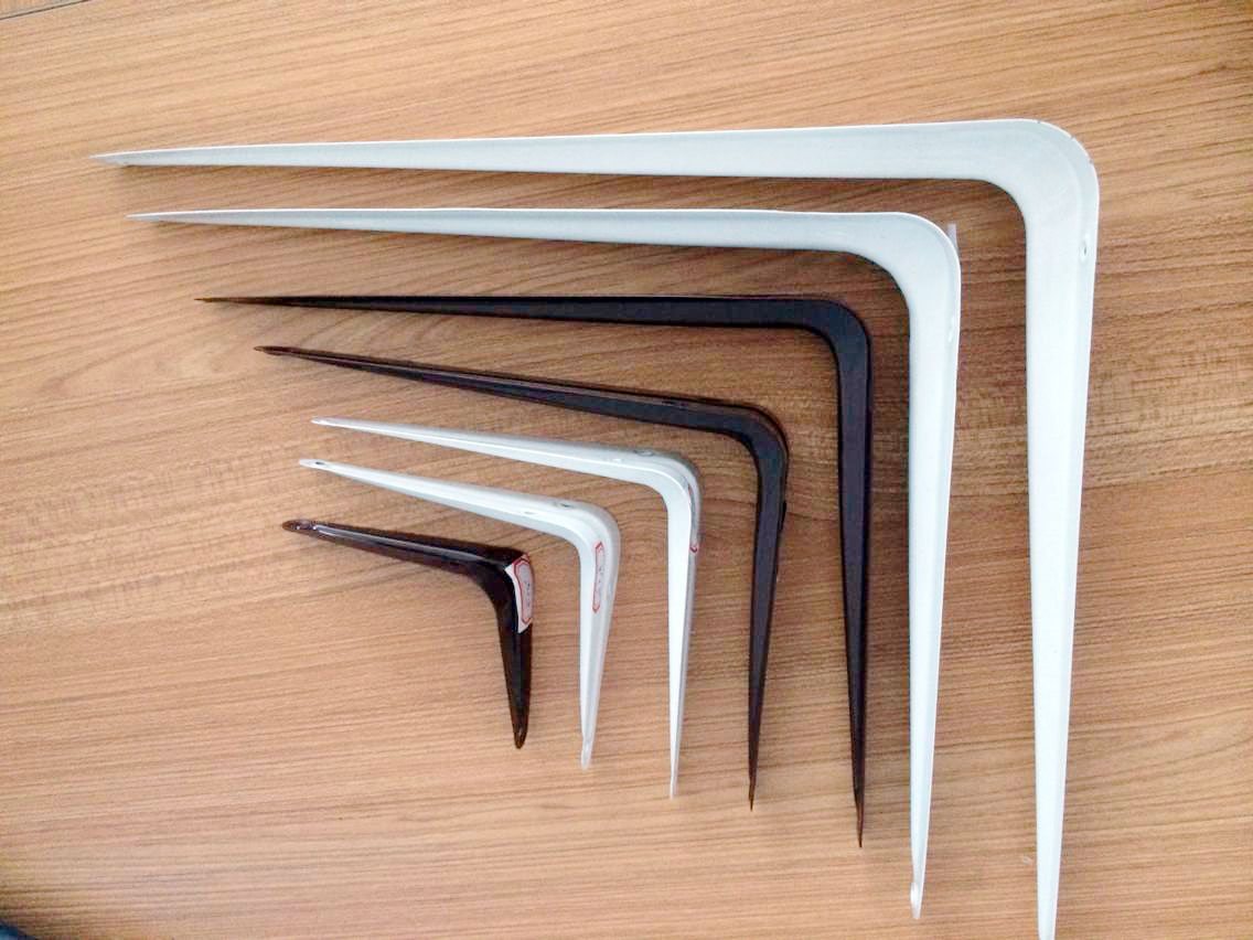 extra shelf large metal of brackets homesfeed grey decorative decor