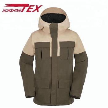 da34559637 Skiing Wear Men Ski Jacket Winter Coat