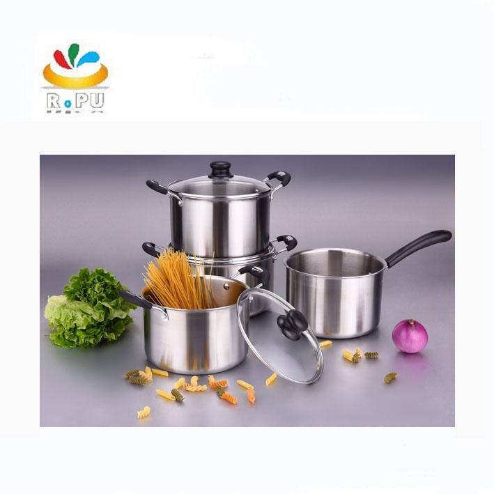 Stainless Steel Kitchen Utensils 6pcs