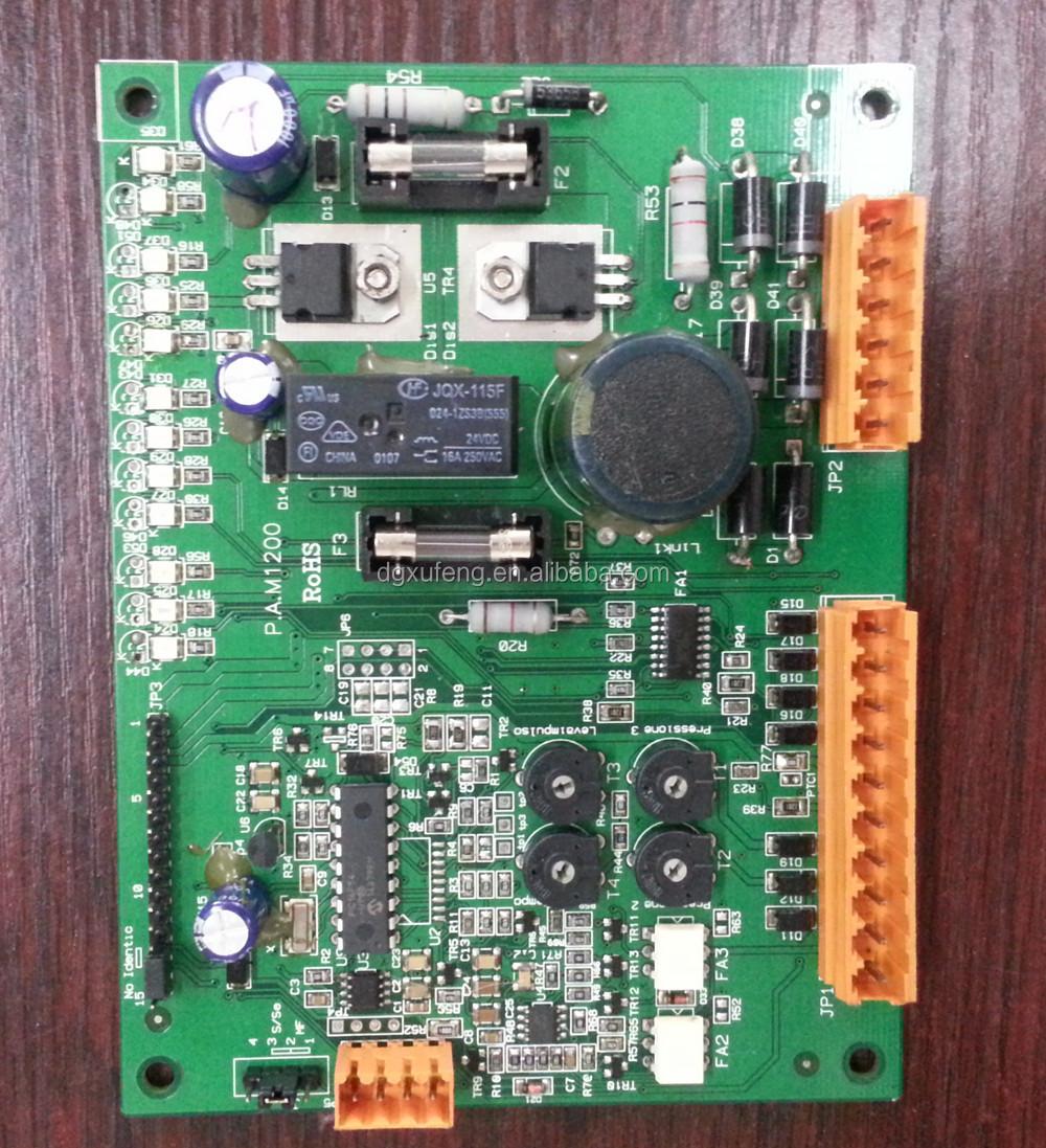 Circuito Electronico : Repuesto pcb placa de circuito electrónico para italiano atom