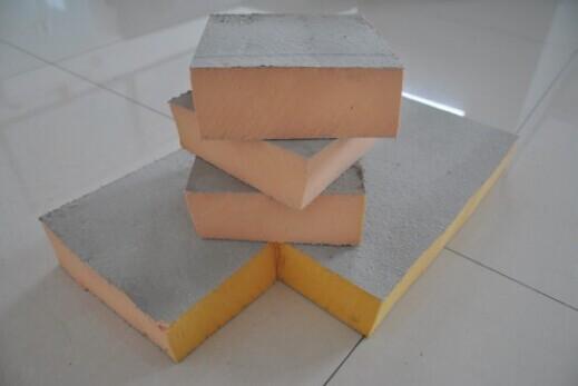 Thermal Conductivity Roof Wall Phenolic Foam Insulation