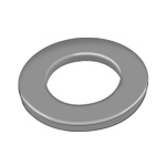Metric Plain washers for steel structure