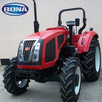 Made In China Multipurpose Wheeled Farm Tractor Factory Price ...