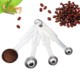 Hot selling high quality Stainless Steel Measuring Spoon for 4 pieces set
