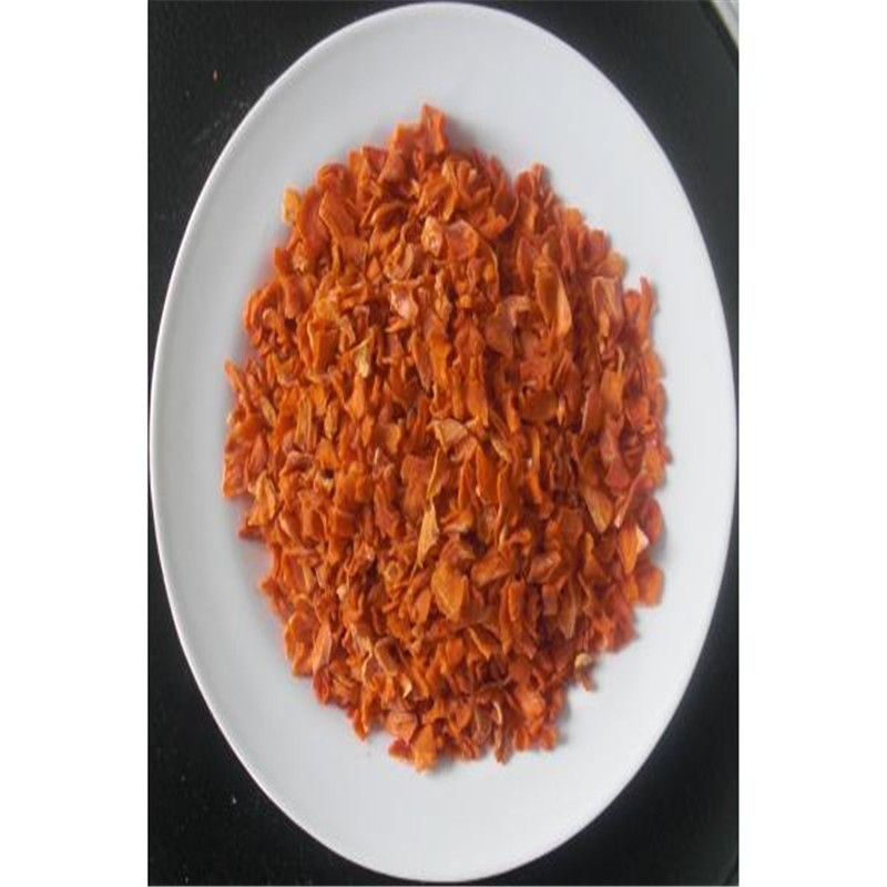 Chinese Supplier Of Dried Carrot Granule Dried Carrot Cubes Flakes ...